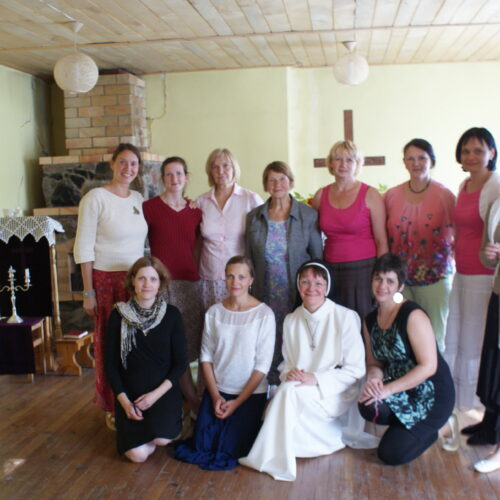 The first ecumenical day of prayer in 2013